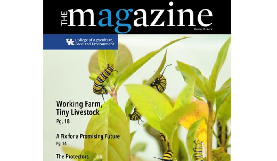 The current issue of The Ag mAGazine now available online.