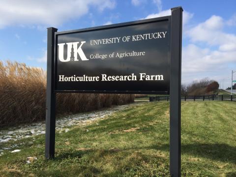 UK Horticulture Research Farm (South Farm)